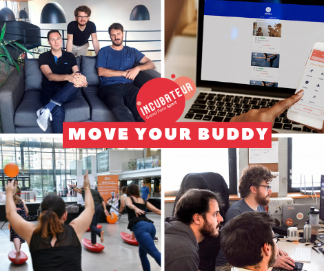 L'INTERVIEW EXCLUSIVE DE GUILLAUME QUATAERS, CEO DE MOVE YOUR BUDDY